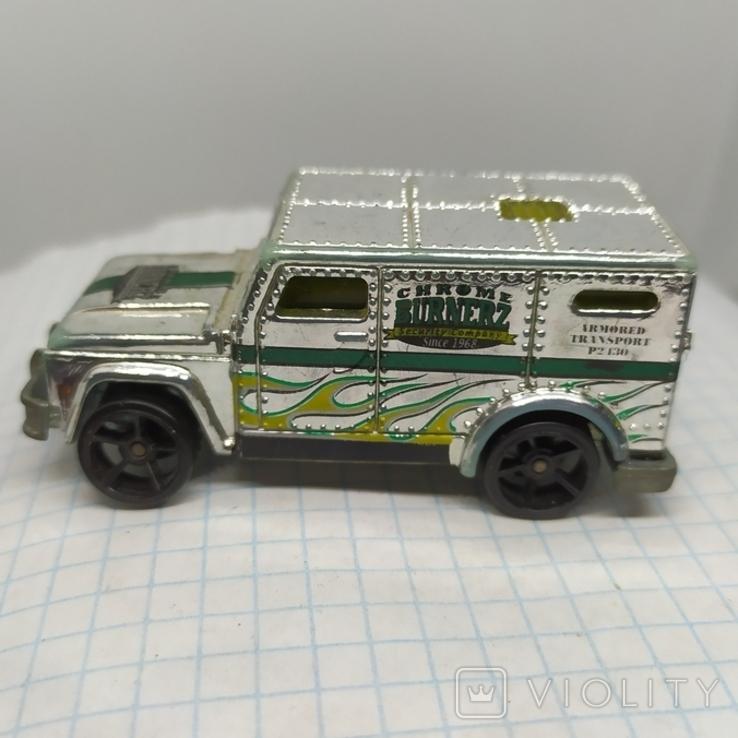 Машинка 1996 Hot Weels. (9.20), фото №5