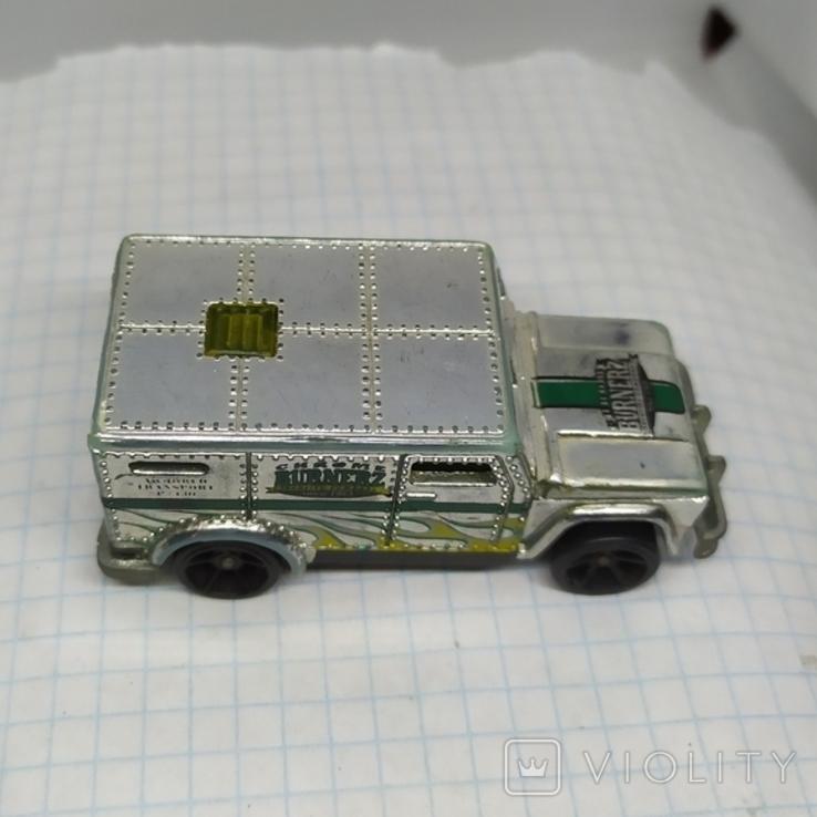 Машинка 1996 Hot Weels. (9.20), фото №7