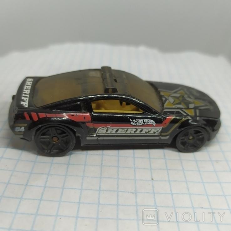 Машинка 2003 Hot Weels. Mastang (9.20), фото №3