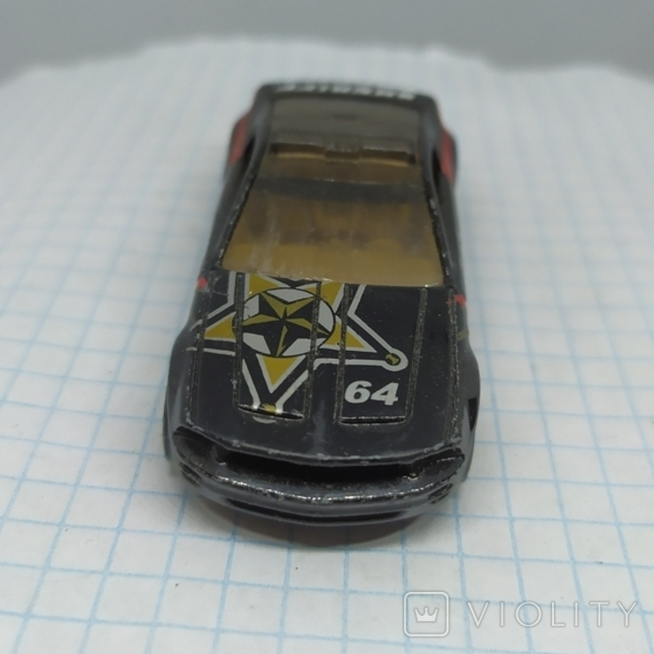 Машинка 2003 Hot Weels. Mastang (9.20), фото №4