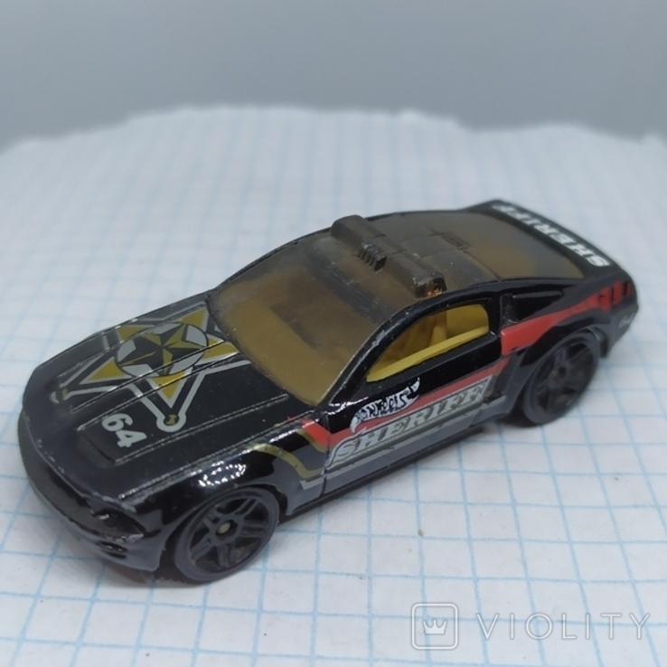 Машинка 2003 Hot Weels. Mastang (9.20), фото №5