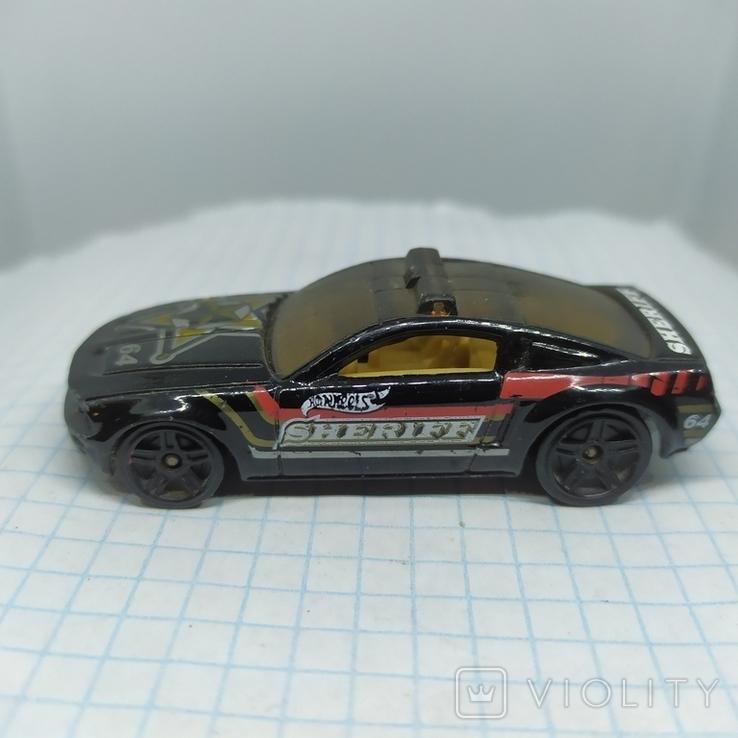 Машинка 2003 Hot Weels. Mastang (9.20), фото №6