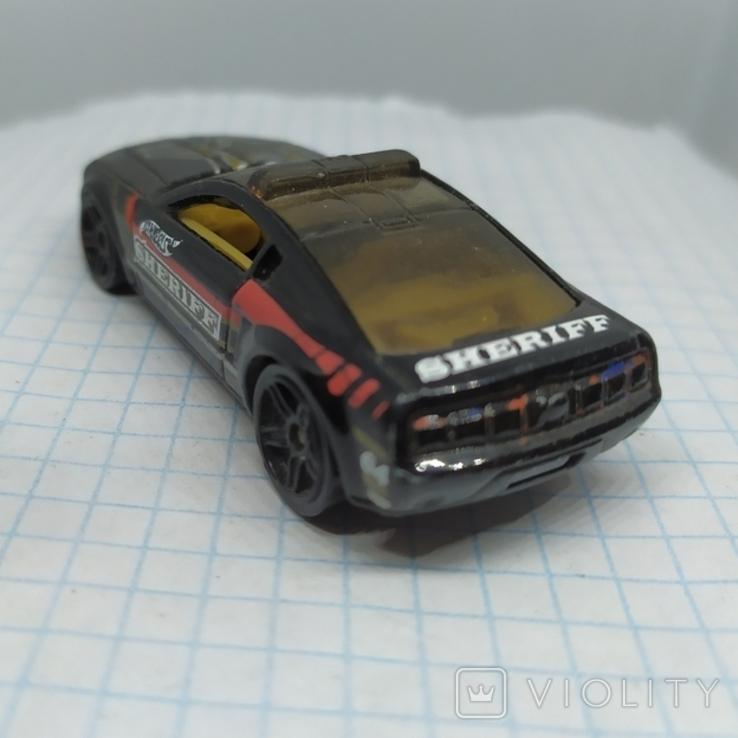 Машинка 2003 Hot Weels. Mastang (9.20), фото №7