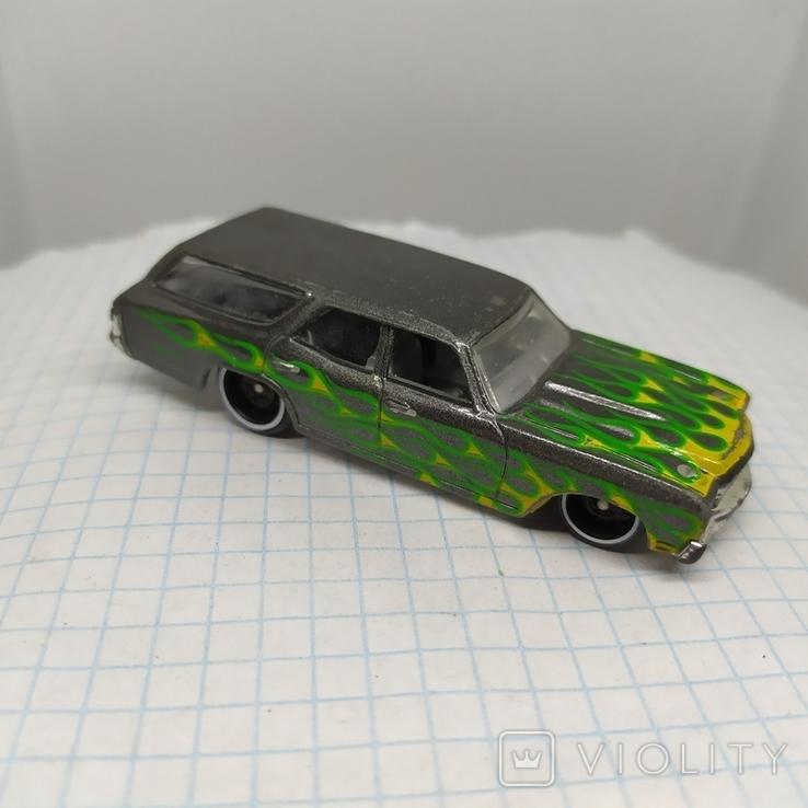 Машинка 2006 Hot Weels. (9.20), фото №2