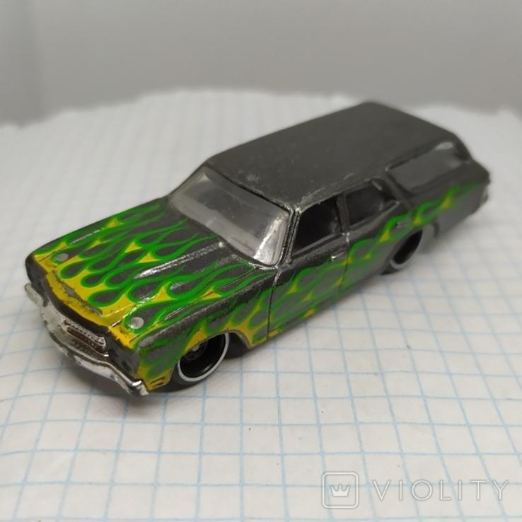 Машинка 2006 Hot Weels. (9.20), фото №4