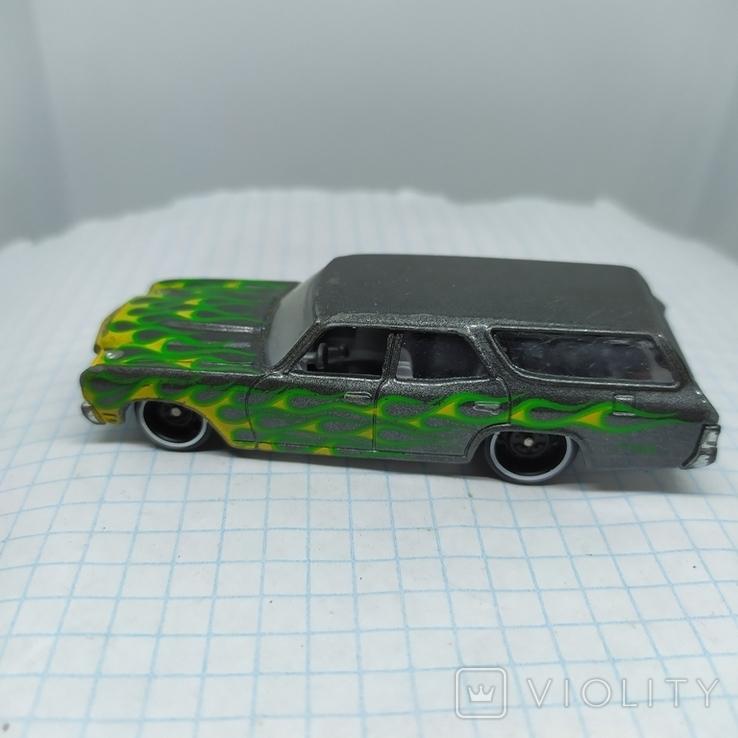Машинка 2006 Hot Weels. (9.20), фото №5