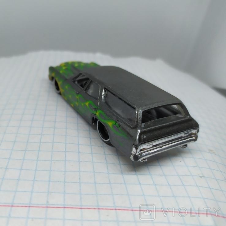 Машинка 2006 Hot Weels. (9.20), фото №6