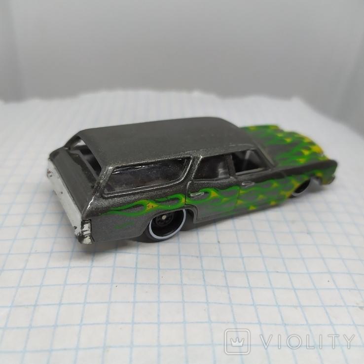 Машинка 2006 Hot Weels. (9.20), фото №8