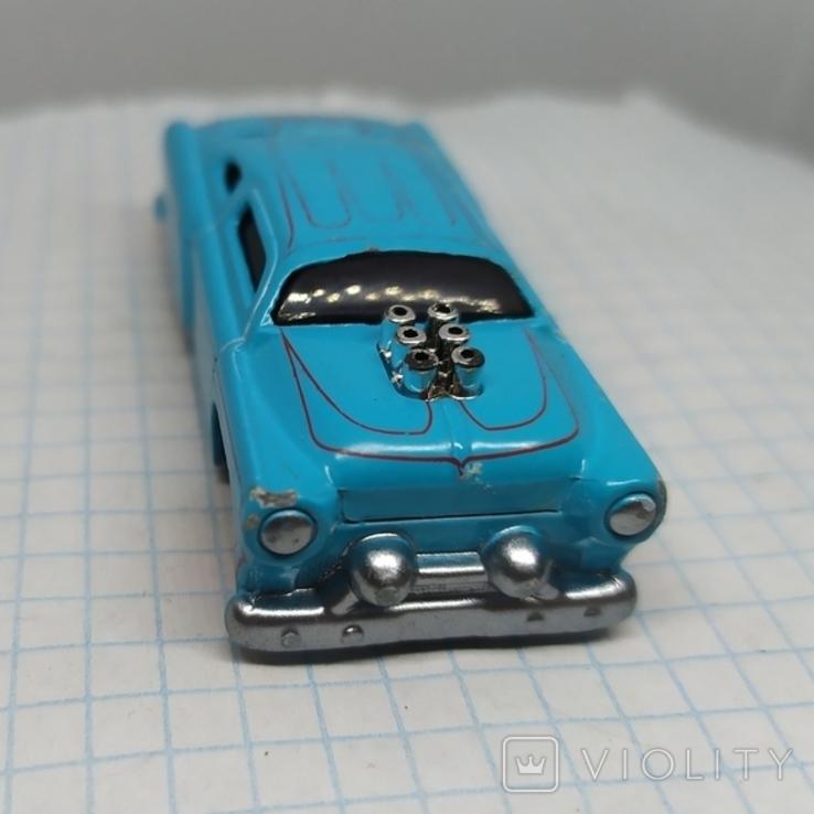 Машинка Leadfoot. Maisto (9.20), фото №3