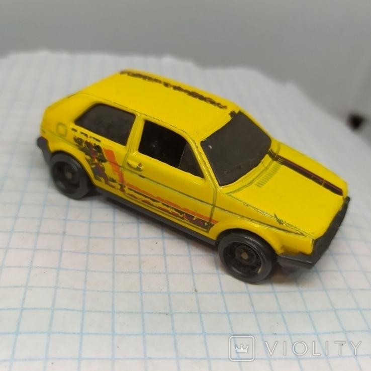 Машинка 1989 Hot Weels (9.20), фото №2