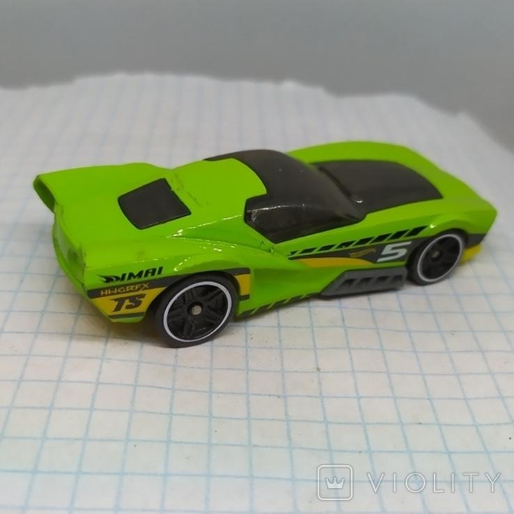 Машинка 2011 Hot Weels. (9.20), фото №7