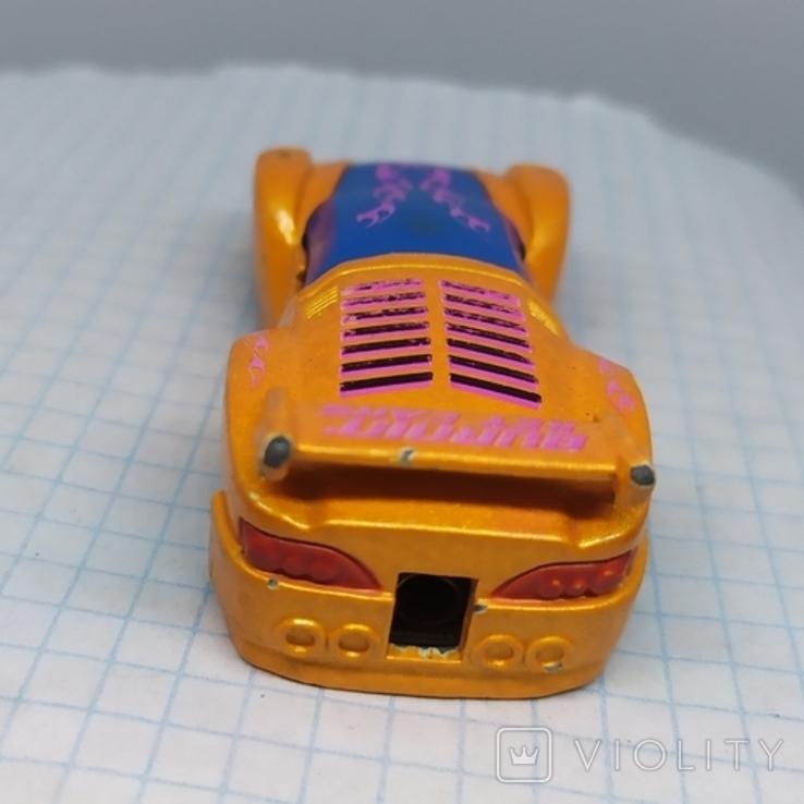 Машинка Oneway. Maisto (9.20), фото №6