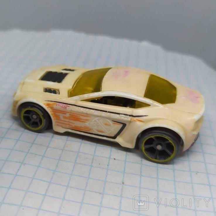 Машинка 2009 Hot Weels. (9.20), фото №6