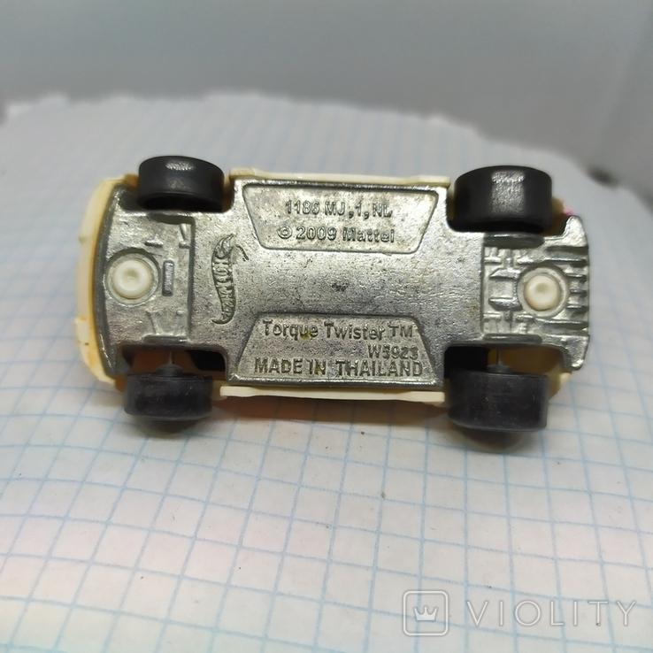 Машинка 2009 Hot Weels. (9.20), фото №8
