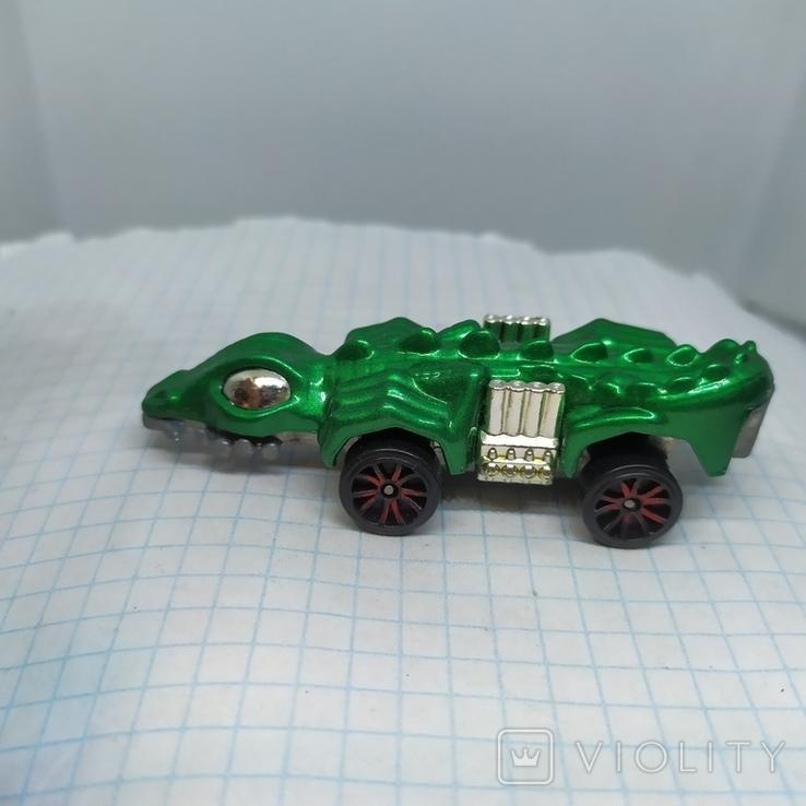 Машинка Крокодил (9.20), фото №5