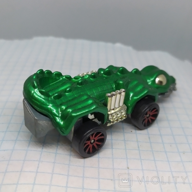 Машинка Крокодил (9.20), фото №7