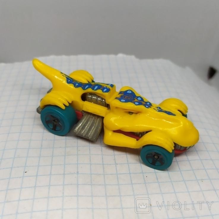 Машинка Hot Weels. Крокодил (9.20), фото №2