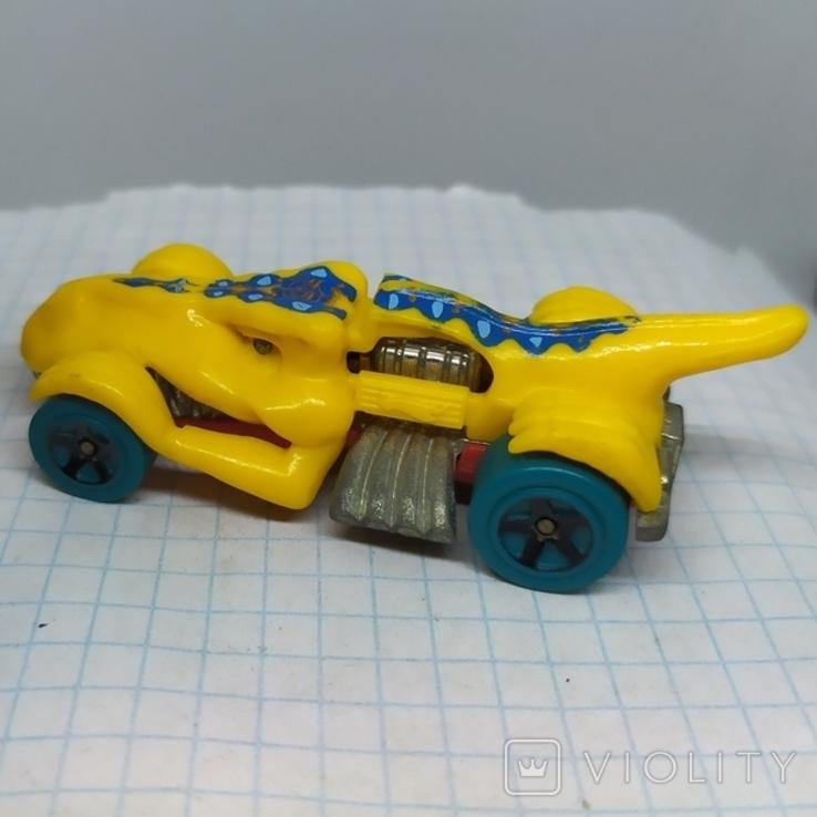 Машинка Hot Weels. Крокодил (9.20), фото №5