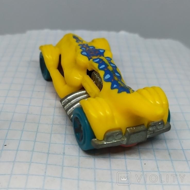 Машинка Hot Weels. Крокодил (9.20), фото №6