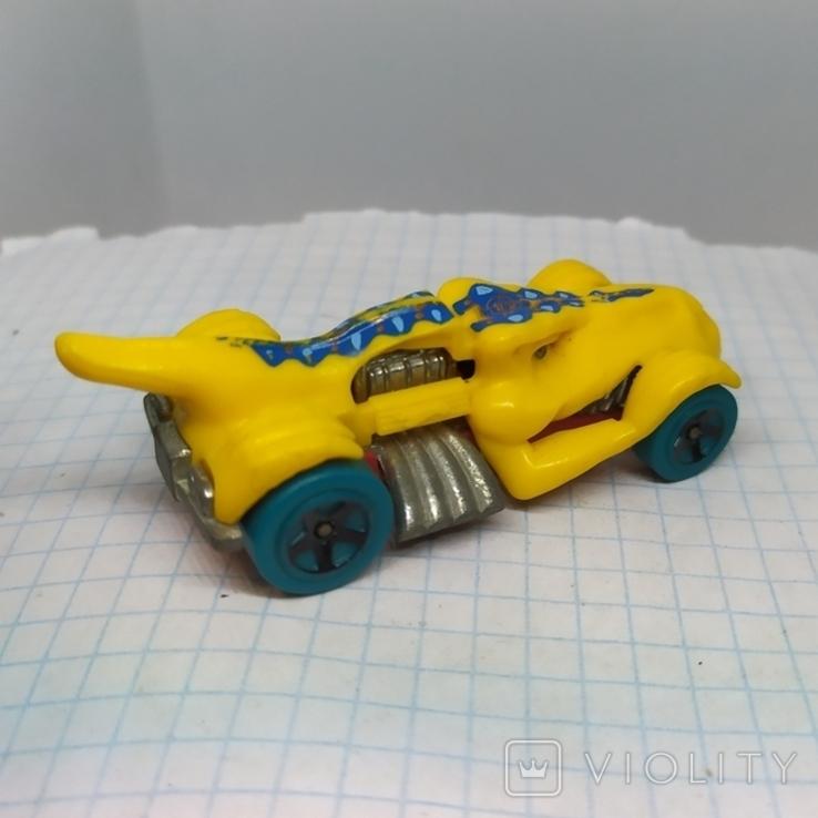 Машинка Hot Weels. Крокодил (9.20), фото №7