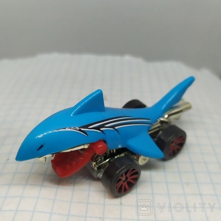 Машинка Акула (9.20), фото №4