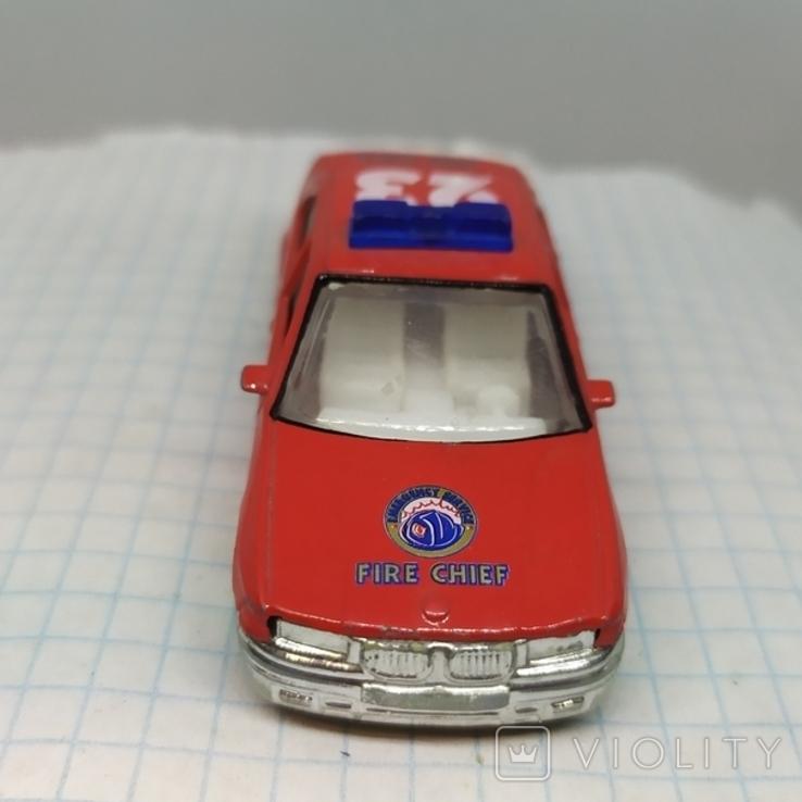 Машинка Пожарная (9.20), фото №3