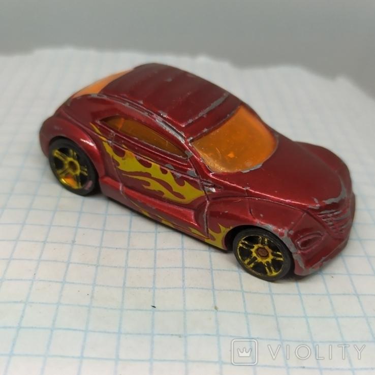 Машинка 2012 Hot Weels. (9.20), фото №2