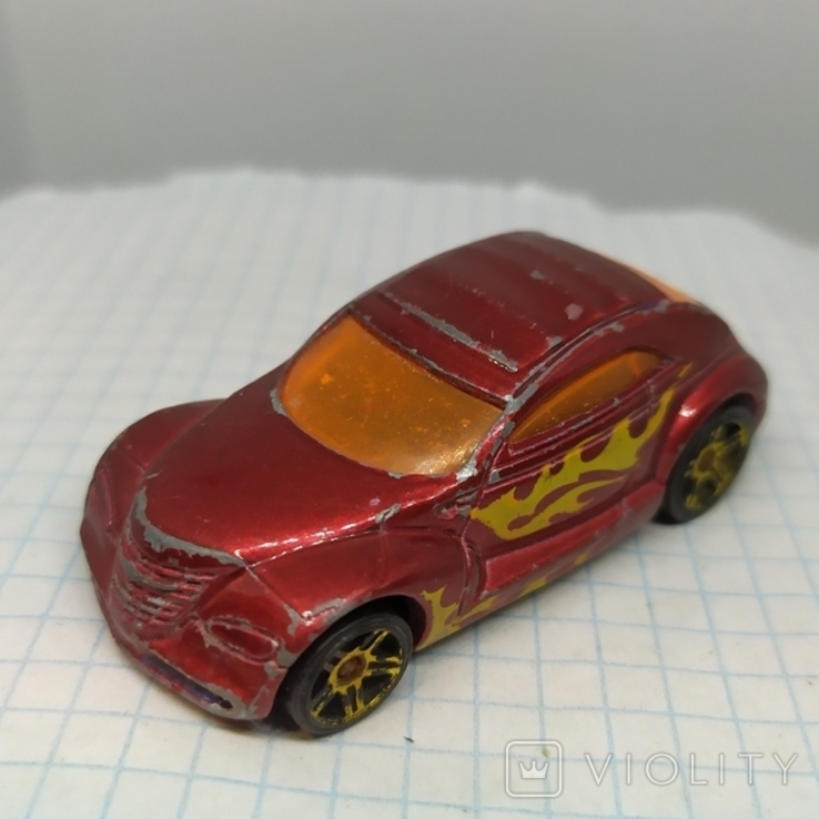 Машинка 2012 Hot Weels. (9.20), фото №4