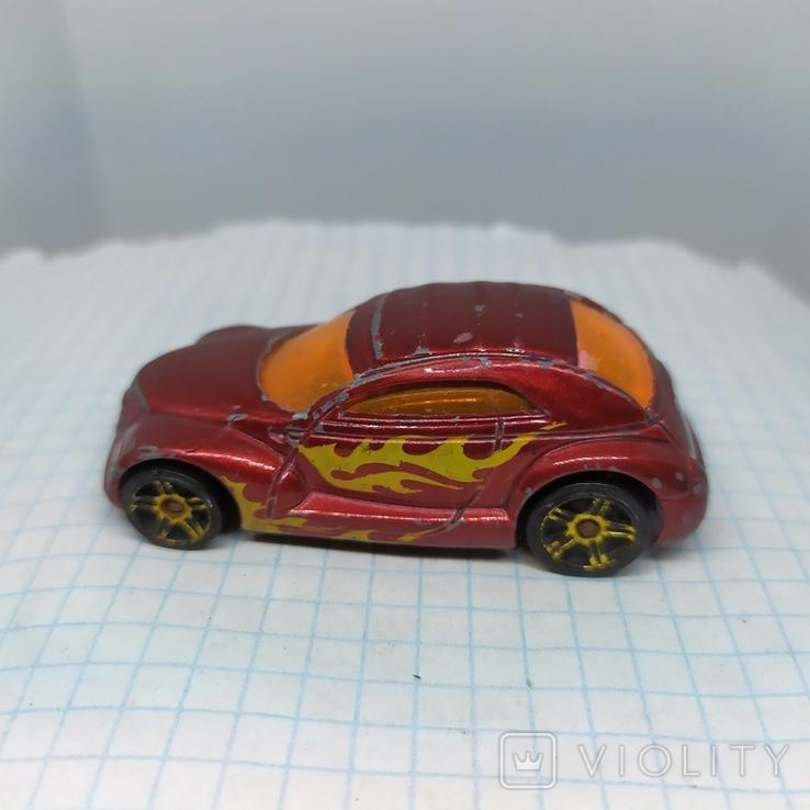 Машинка 2012 Hot Weels. (9.20), фото №5