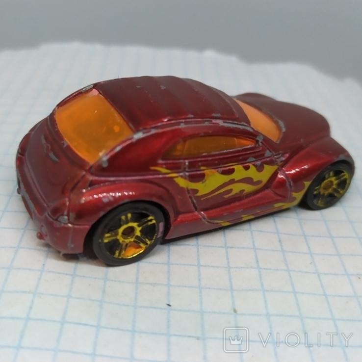 Машинка 2012 Hot Weels. (9.20), фото №8