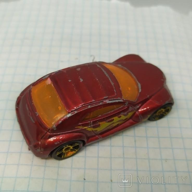 Машинка 2012 Hot Weels. (9.20), фото №9