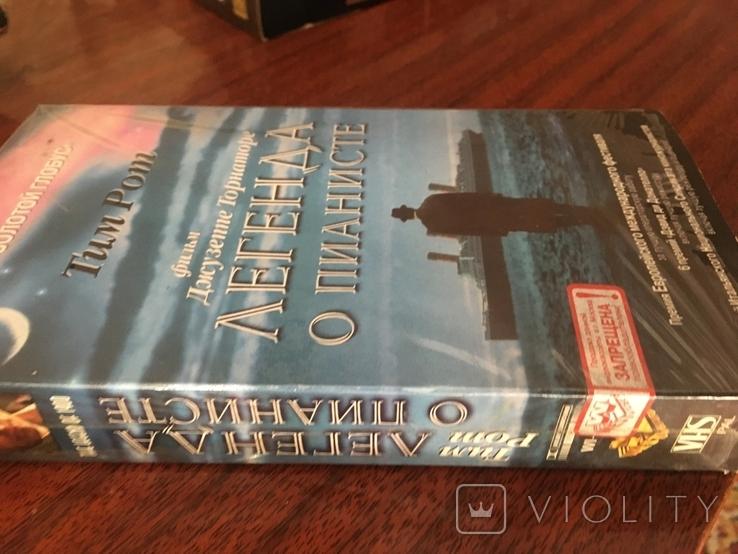 """Тим Рот видеокассета  """"Легенда о пианисте"""", фото №6"""