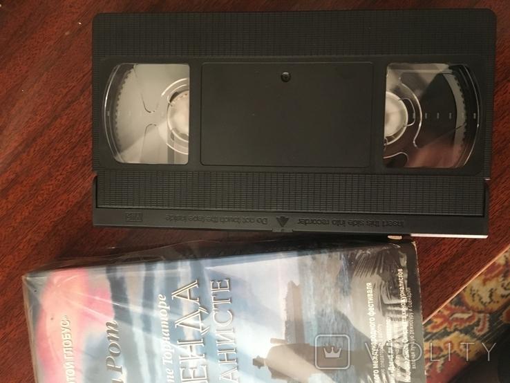 """Тим Рот видеокассета  """"Легенда о пианисте"""", фото №7"""