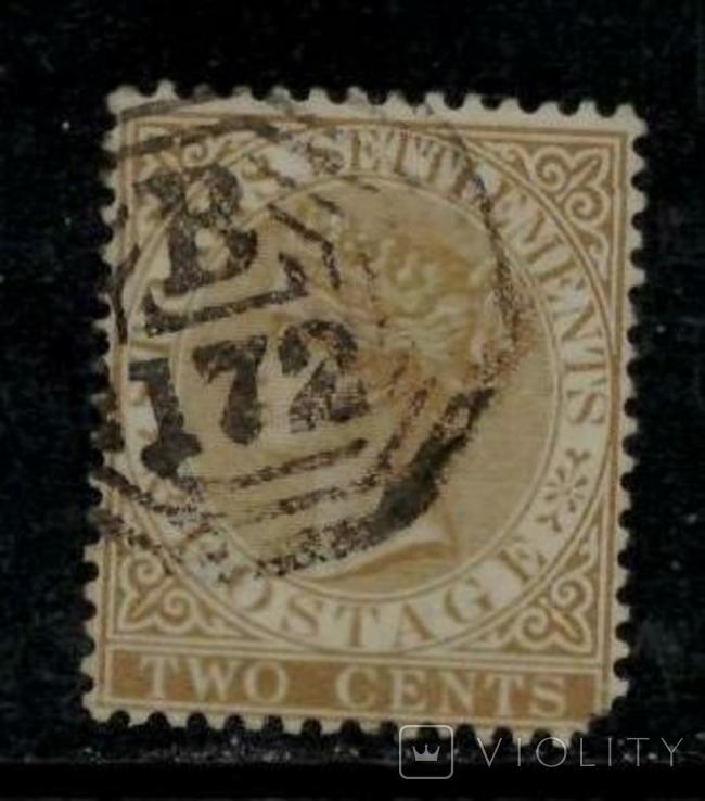 Стрейт Сетлментс 1867 колонія Британії