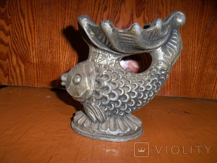 Пепельница.Золотая рыбка., фото №2