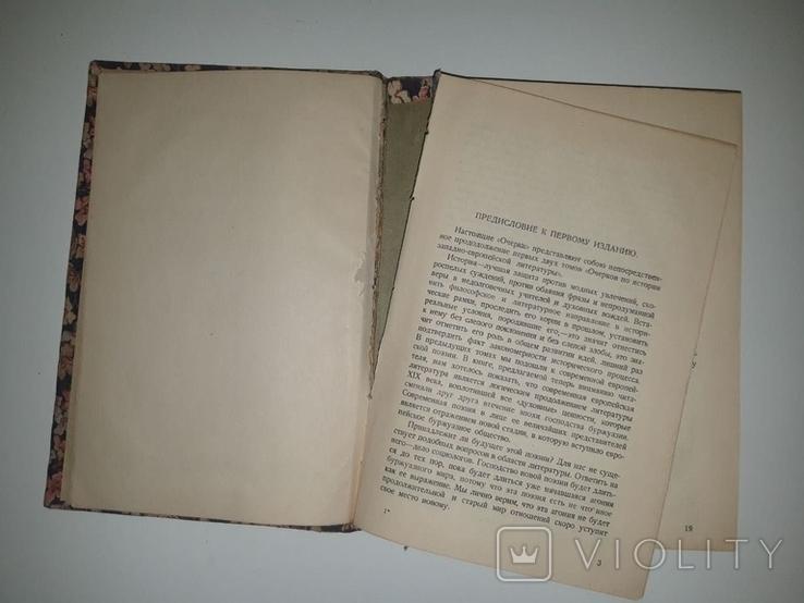П. Коган. Очерки по истории западно-европейской литературы. 1928, фото №4
