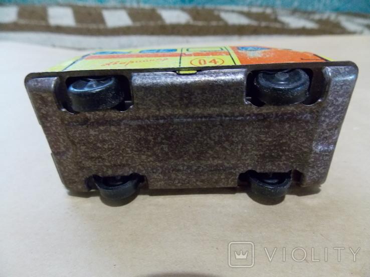 Машинка Аварийная служба 04  СССР, фото №5