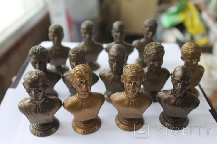 Футболисты сборной Англии 13 шт., фото №11