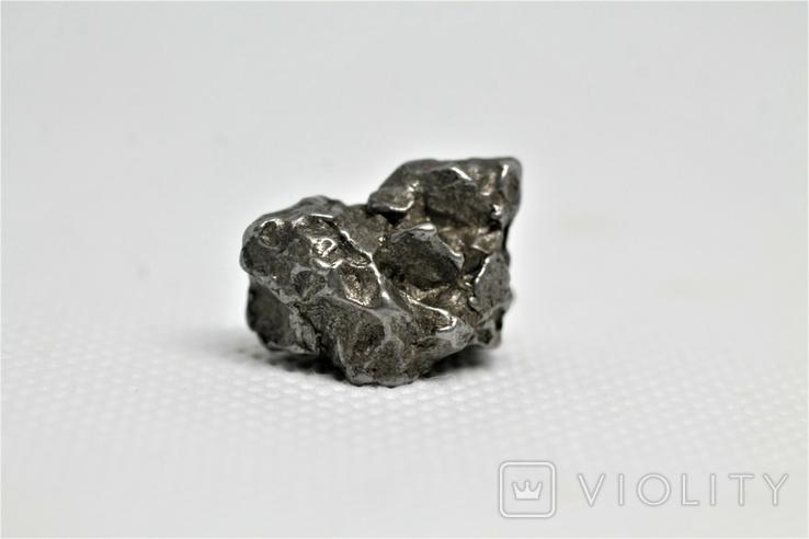 Залізний метеорит Campo del Cielo, 8,3 грам, із сертифікатом автентичності, фото №5