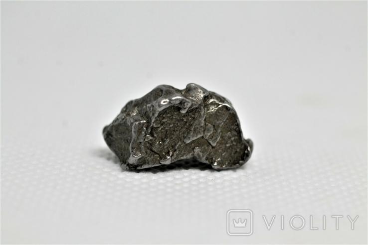 Залізний метеорит Campo del Cielo, 8,3 грам, із сертифікатом автентичності, фото №6