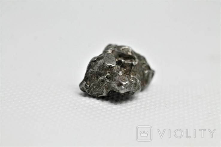 Залізний метеорит Campo del Cielo, 8,3 грам, із сертифікатом автентичності, фото №7