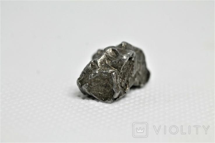 Залізний метеорит Campo del Cielo, 8,3 грам, із сертифікатом автентичності, фото №8