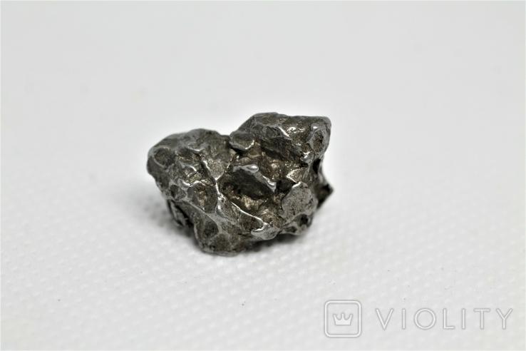 Залізний метеорит Campo del Cielo, 8,3 грам, із сертифікатом автентичності, фото №10