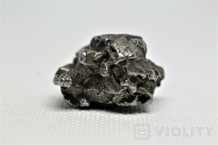 Залізний метеорит Campo del Cielo, 29,1 грам, із сертифікатом автентичності, фото №7