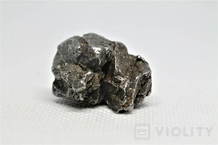 Залізний метеорит Campo del Cielo, 29,1 грам, із сертифікатом автентичності, фото №9