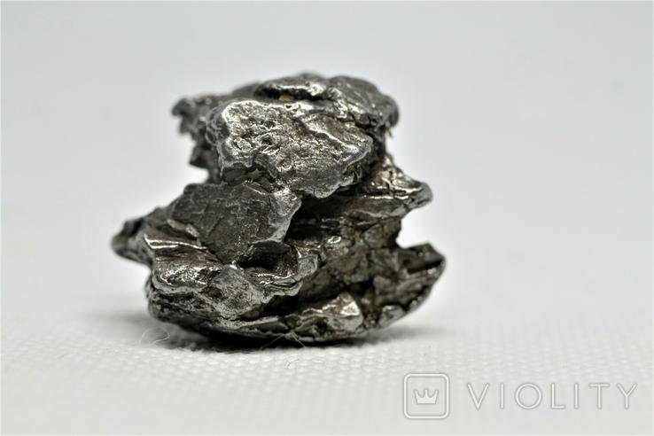 Залізний метеорит Campo del Cielo, 29,1 грам, із сертифікатом автентичності, фото №2