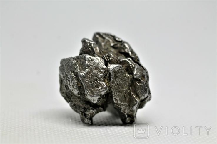 Залізний метеорит Campo del Cielo, 29,1 грам, із сертифікатом автентичності, фото №11