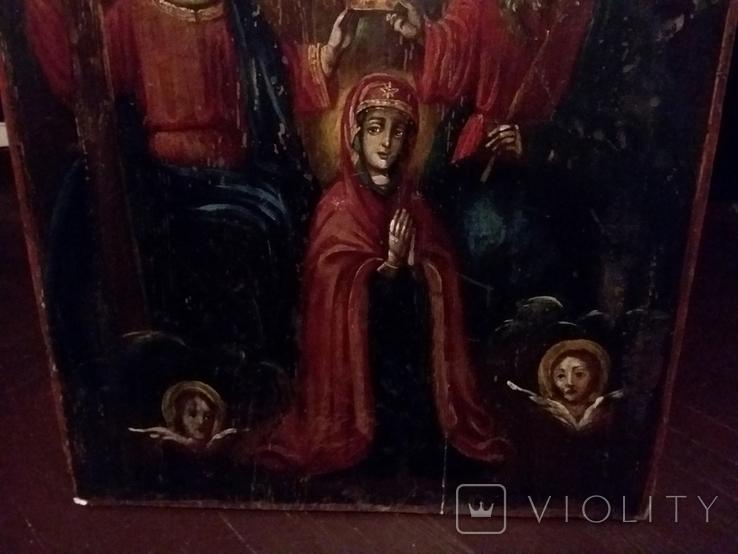 Коронование Богородицы, фото №10