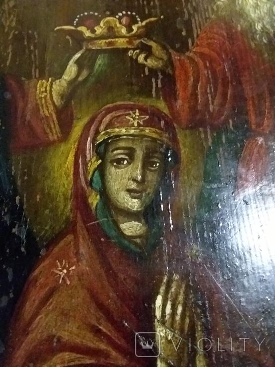 Коронование Богородицы, фото №12