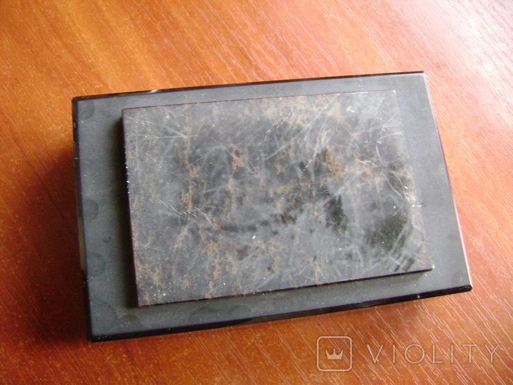 Пепельница камень из СССР, фото №10